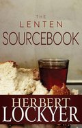 The Lenten Sourcebook Paperback