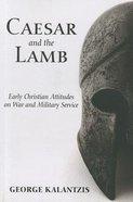 Caesar and the Lamb Paperback