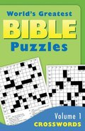 Crosswords (#01 in World's Greatest Bible Puzzles Series) Paperback