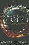 Radically Open Paperback