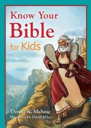 Know Your Bible For Kids Paperback