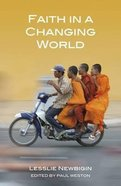 Faith in a Changing World Paperback