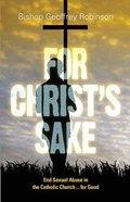 For Christ's Sake Paperback