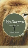 Though Lions Roar (Story Of Helen Roseveare) Paperback