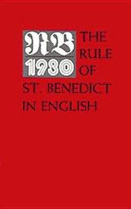 Rule of Saint Benedict in English