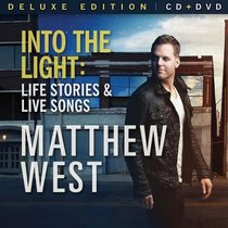 Into the Light: Life Stories & Live Songs Deluxe Ed CD & DVD