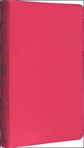 ESV Thinline Bible Anglicised Trutone Pink