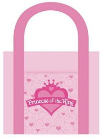 Bible Cover My First Church Bag Princess Medium