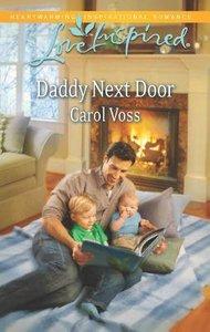 Daddy Next Door (Love Inspired Series)
