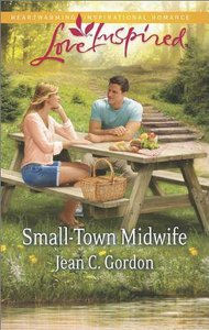Small-Town Midwife (Love Inspired Series)