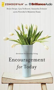 Encouragement For Today (Unabridged, 8 Cds)