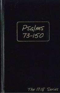Journible 17: 18  Psalms (Volume 2) (The 17 18 Series)