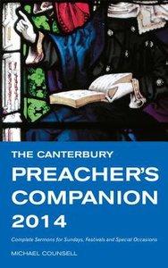 The Canterbury Preachers Companion 2014
