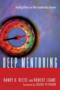 Deep Mentoring Paperback