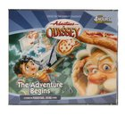The Adventure Begins (#01 in Adventures In Odyssey Gold Audio Series)