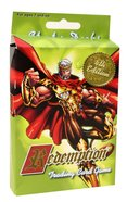 Redemption Starter Deck (4th Edition) (Redemption Card Game Series) Chart/card