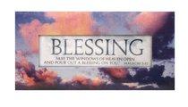 Promises Easled Magnet: Blessing