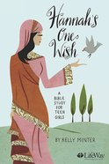 Hannah's One Wish Paperback