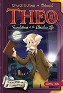 Theo #03: Foundations of the Christian Life (Church Edition DVD) (#03 in Theo DVD Series)