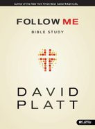 Follow Me (Bible Study Leader Kit) Pack