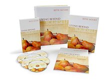 Living Beyond Yourself : Exploring the Fruits of the Spirit (Leader Kit) (Beth Moore Bible Study Series)