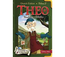 Theo #02: Foundations of Salvation (Church Edition DVD) (#02 in Theo Dvd Series)