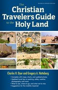 The Christian Traveler's Guide to the Holy Land Paperback