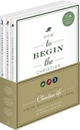 The Christian Life (Set Of 3 Books) Pack