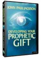 Developing Your Prophetic Gift CD