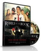 40 Days in the Word: Rebels of the Book (Elementary Kit)