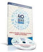40 Days in the Word: (Spanish) DVD