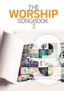 Worship Songbook 3 With CDROM