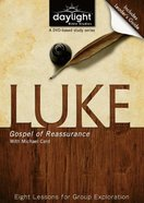 Luke (DVD With Leader's Guide) (Daylight Bible Study Series) DVD