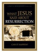 What Jesus Said About Resurrection DVD