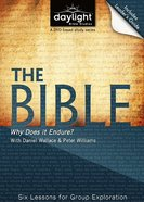 The Bible (DVD With Leader's Guide) (Daylight Bible Study Series) DVD