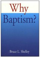 Why Baptism? (5 Pack) Booklet