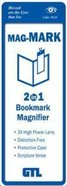 Bookmark: Mag Mark Magnifier Stationery