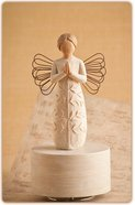 Willow Tree Musical Figurine: A Tree a Prayer, Plays Amazing Grace Homeware
