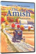 Amish, the People of Preservation DVD