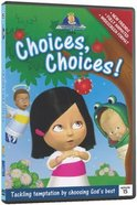 Choices, Choices! (#15 in Cherub Wings (Dvd) Series) DVD