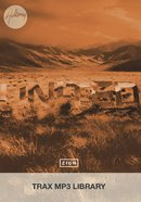 Hillsong United 2013: Zion (Trax MP3 Library) (United Live Series) CD
