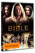 The Bible: The Epic Mini-Series (4-dvd Set) DVD