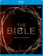 The Bible: The Epic Mini-Series (4-disc Blu-ray Set) Blu-ray Disc