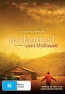 SCR DVD Undaunted: The Early Years of Josh Mcdowell: Screening Licence Standard Digital Licence