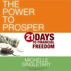 The Power to Prosper CD