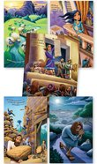 Bible Story Posters (Set of 5) (Kingdom Rock Series) Poster