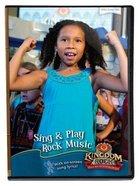 Sing & Play Rock Music DVD (Kingdom Rock Series) DVD