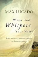 When God Whispers Your Name Paperback
