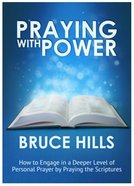 Praying With Power Paperback