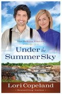 Under the Summer Sky (Large Print) (#02 in The Dakota Diaries Series)